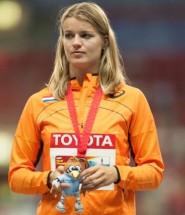 Dafne Schippers WK 2013