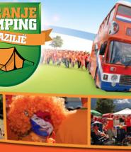 Oranjecamping WK 2014