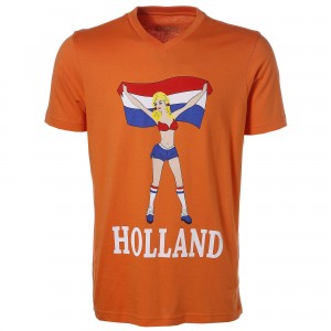 oranje shirt Holland