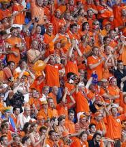EK kwalificatie Oranje